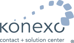 Konexo Contact + Solution Center